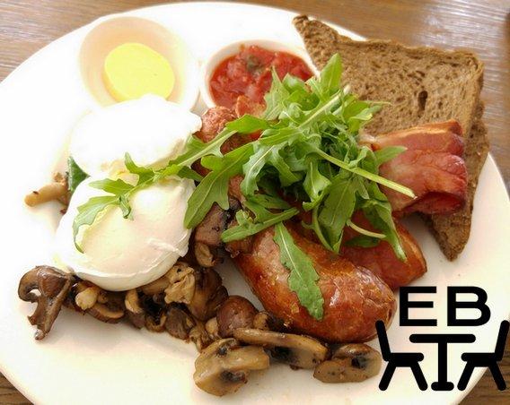 Bungalow 4171 big breakfast