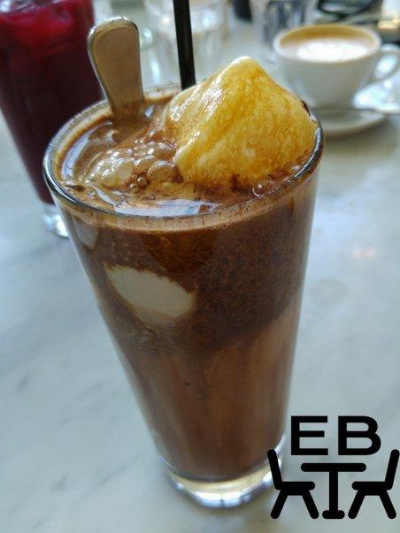 Kettle Black iced mocha