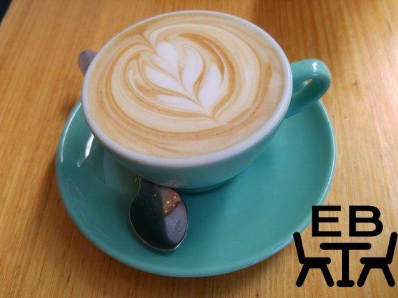 Merriweather Cafe flat white