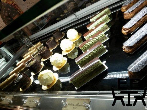 Non Entree Desserts cakes