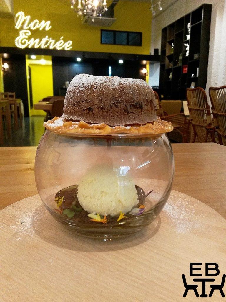 Non Entree Desserts Chocolate Avalanche