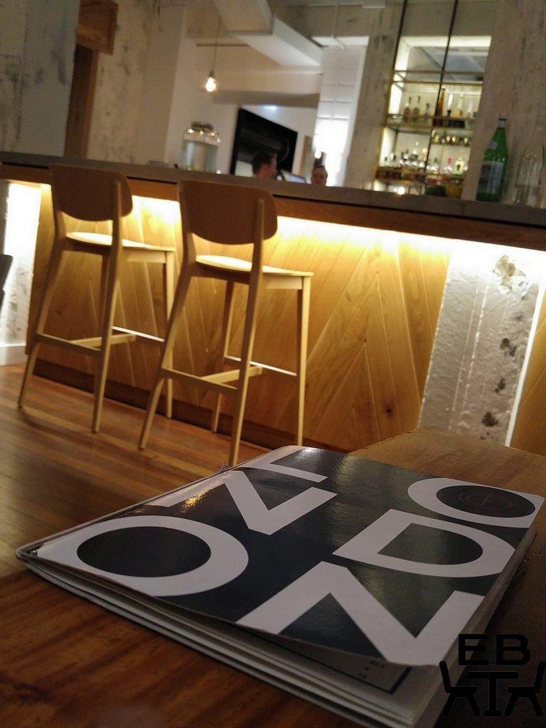 London Fields bar