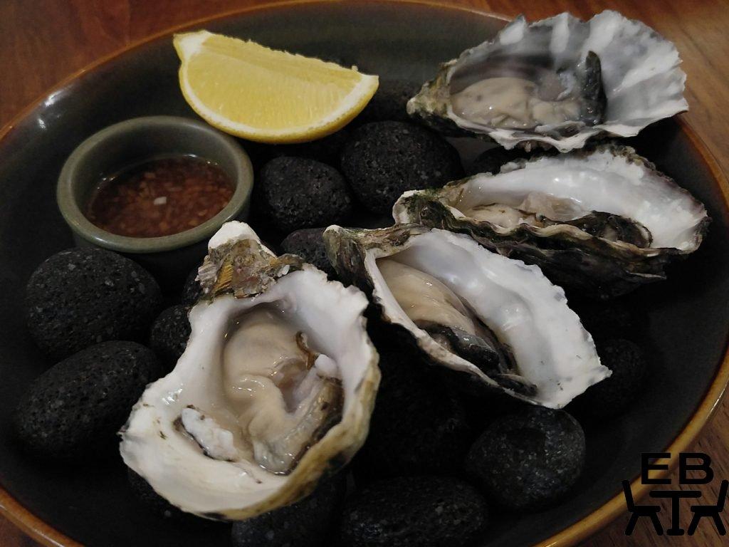 London Fields oysters
