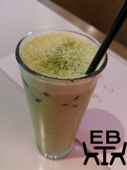 Operator25 kaya matcha latte