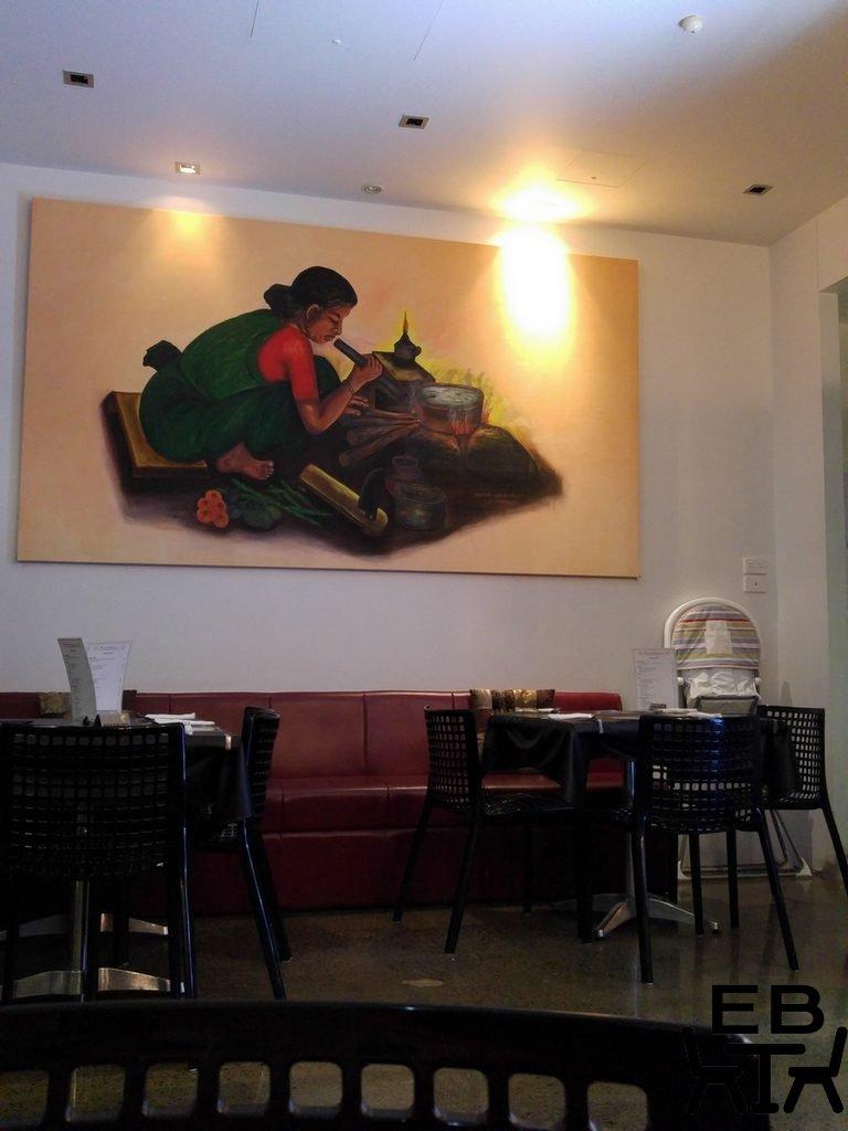 Roti Chenai room