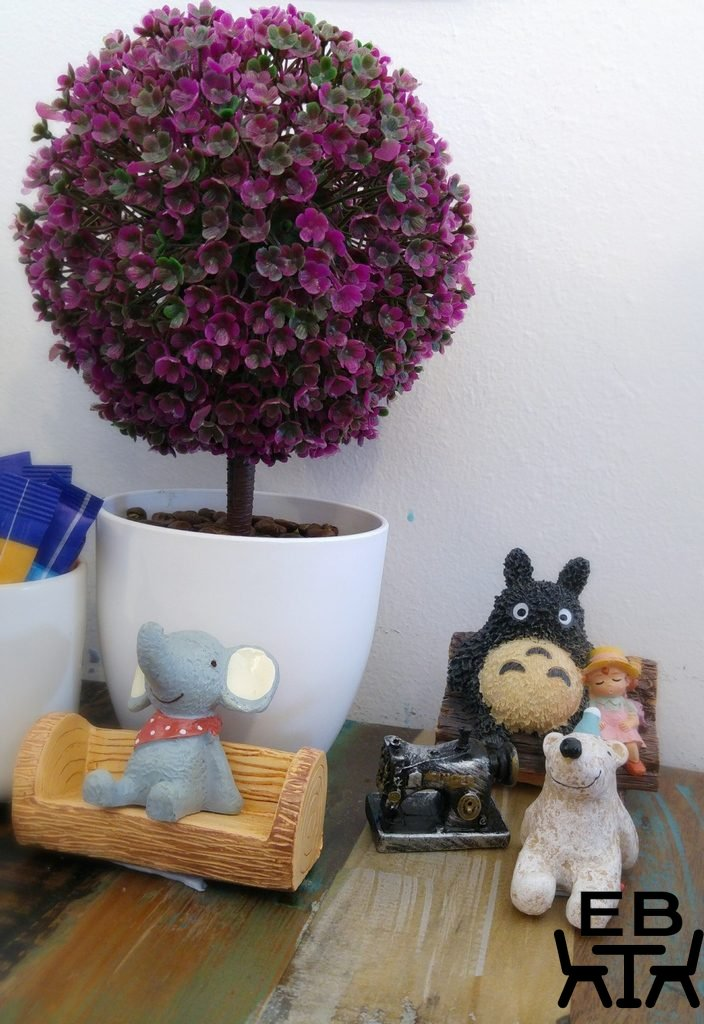 Secret trees table