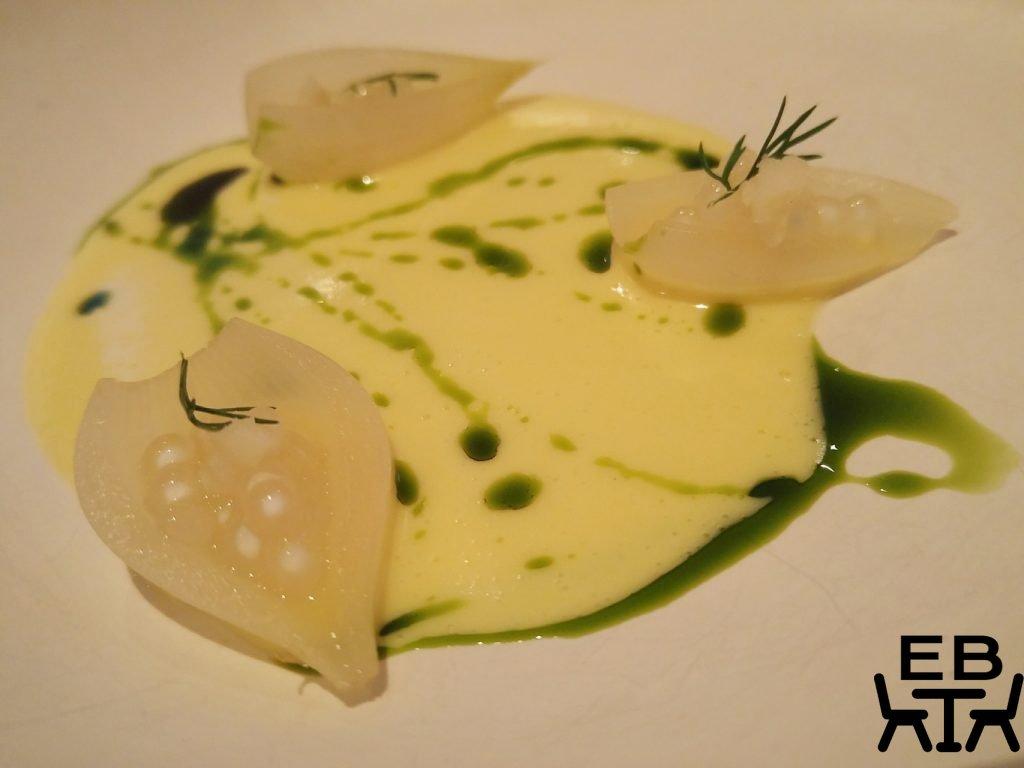 Urbane onion and sago