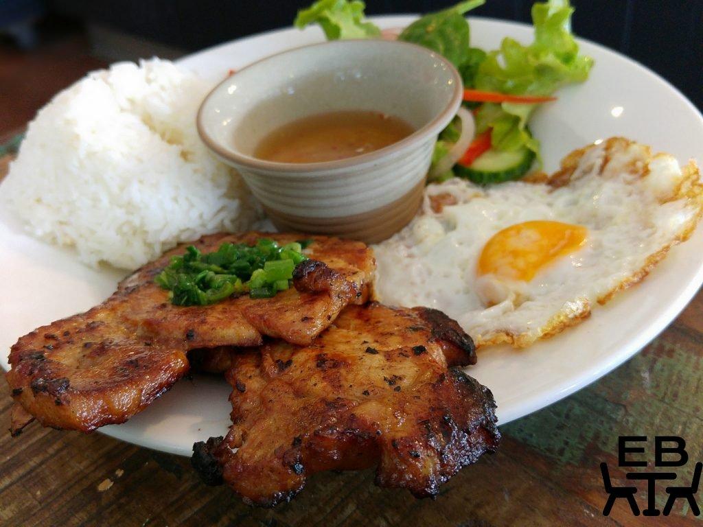 Cafe O Mai pork