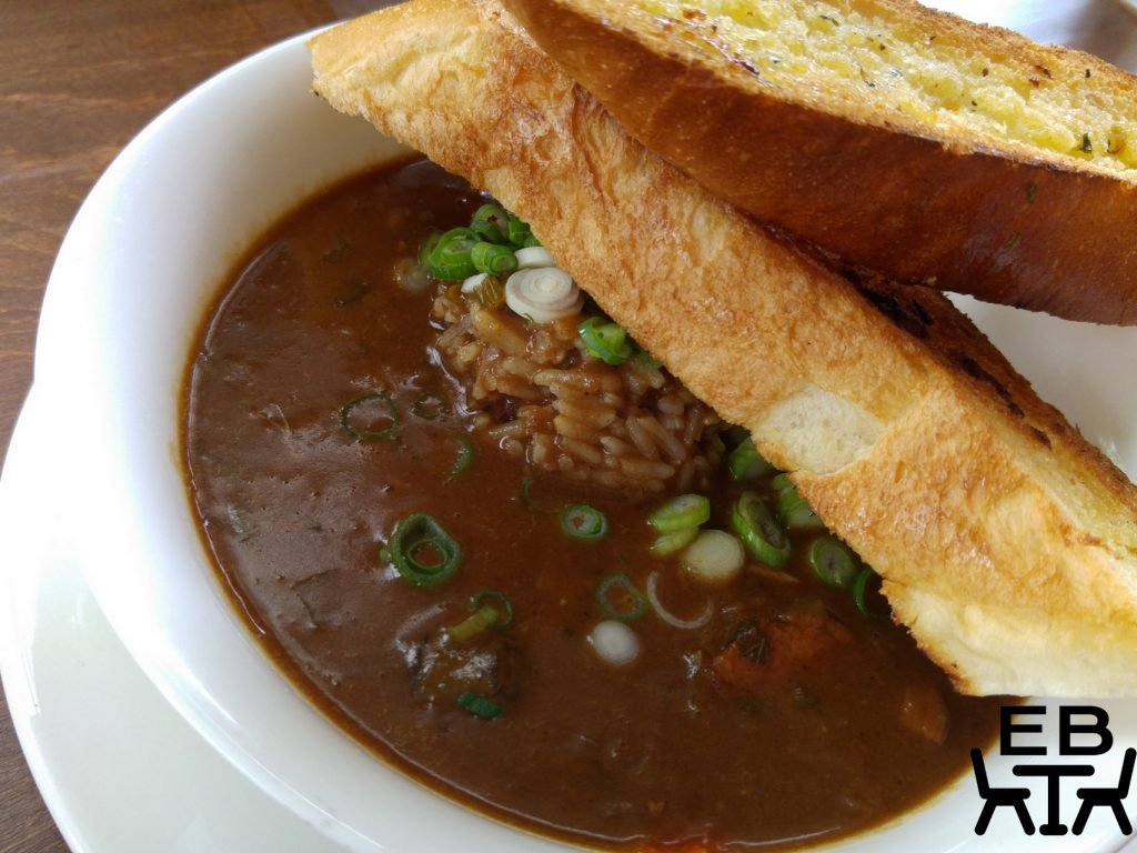 Creole soul kitchen gumbo