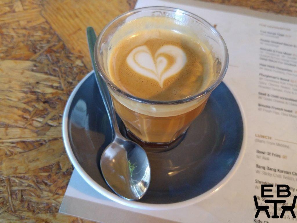 Elk espresso flat white