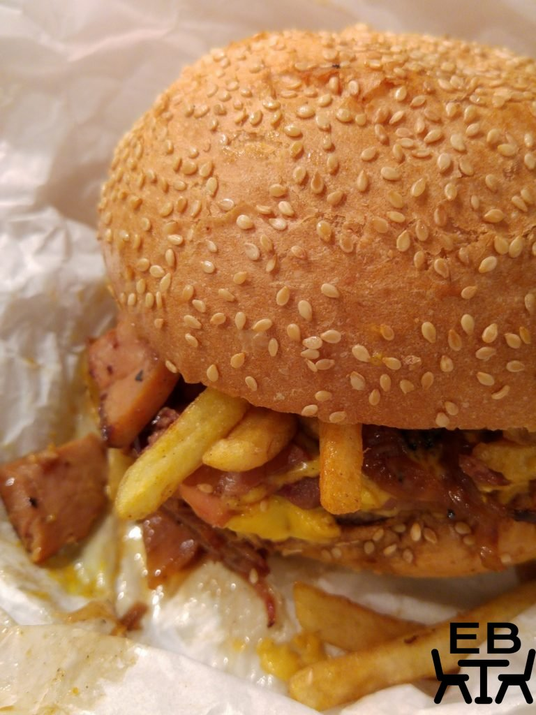 Getta Burger getta filthy