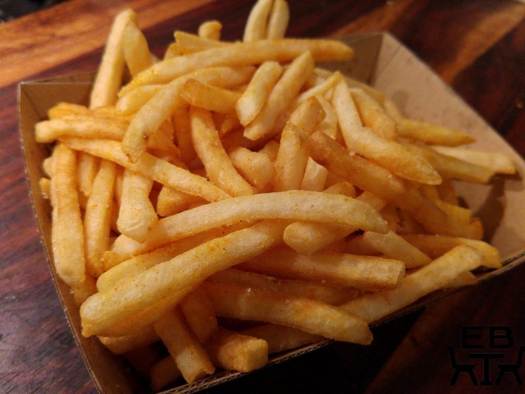 Getta Burger fries