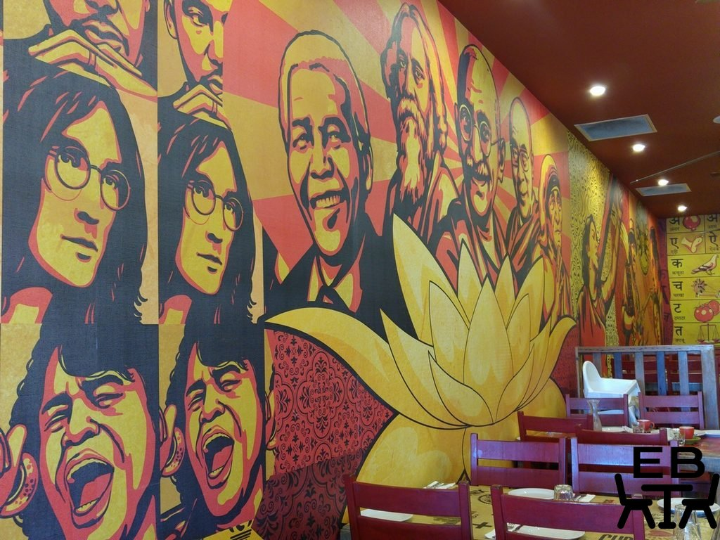Indimex mural