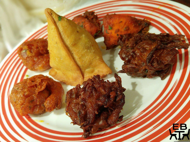 Indus cafe indus platter