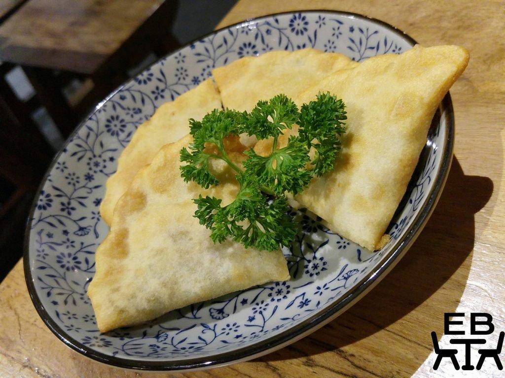 Little red dumpling pancake