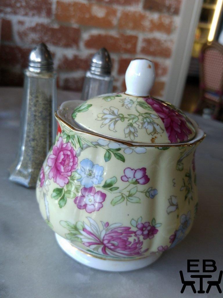Paddington Deli sugar jar