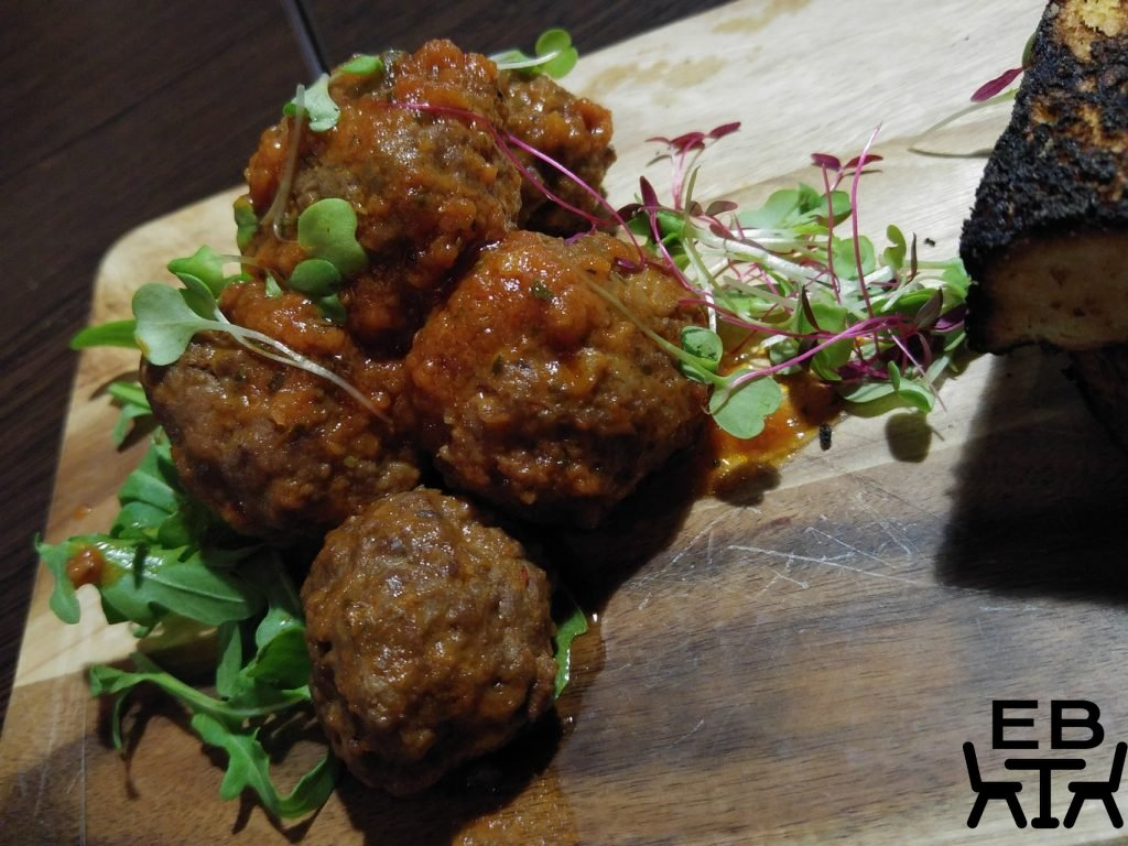 Ruggers meatballs