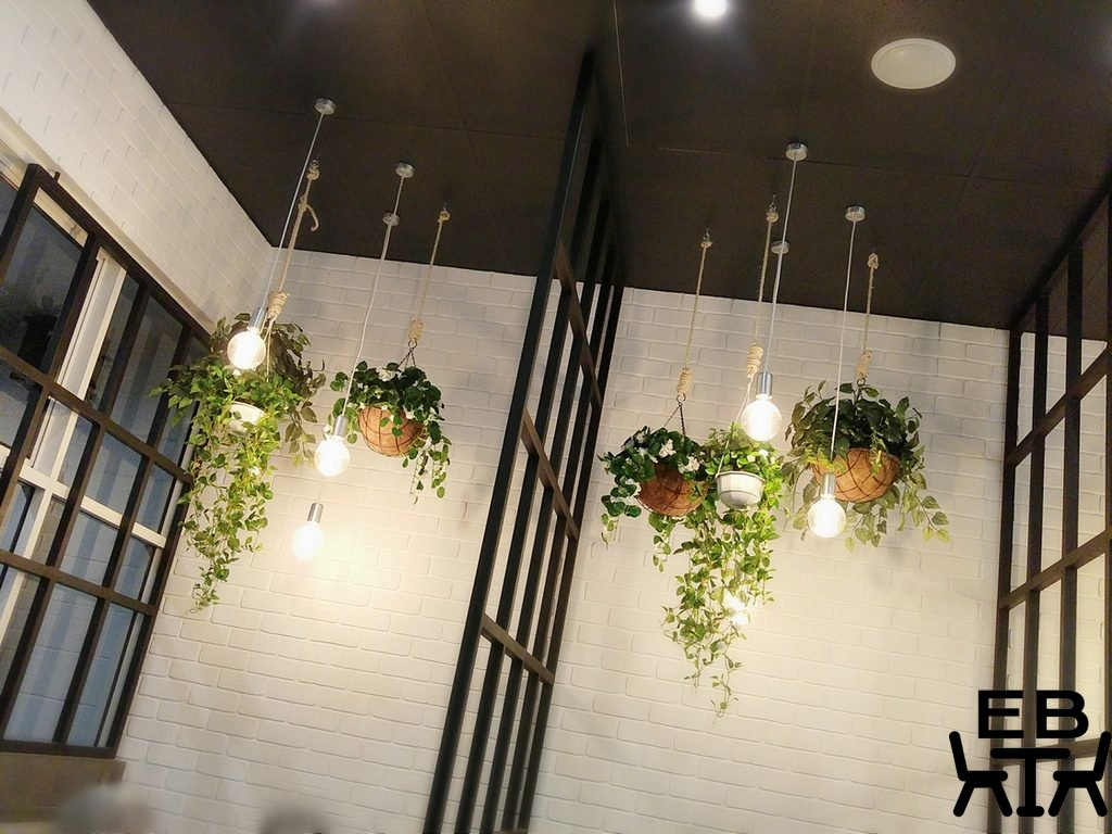Sonder dessert ceiling