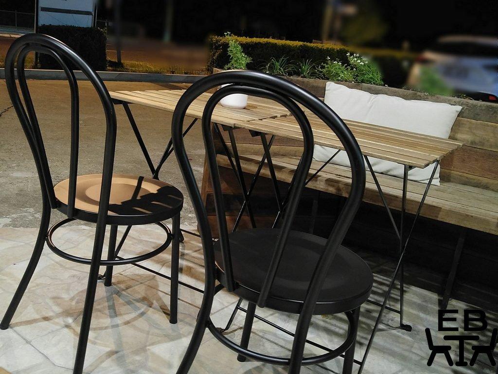 Sonder dessert seating