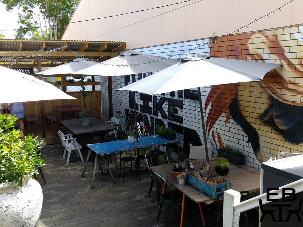 Velo project courtyard