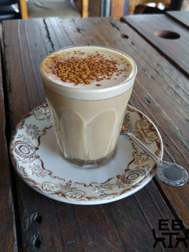 Velo project dandelion latte