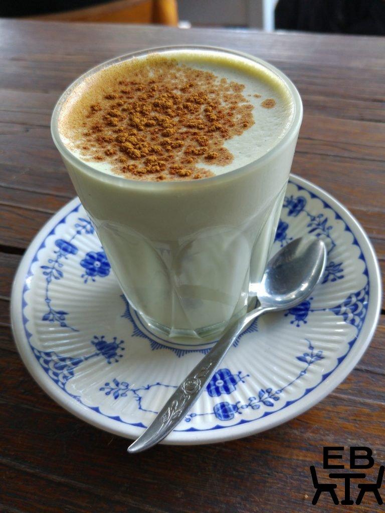 Velo project matcha latte