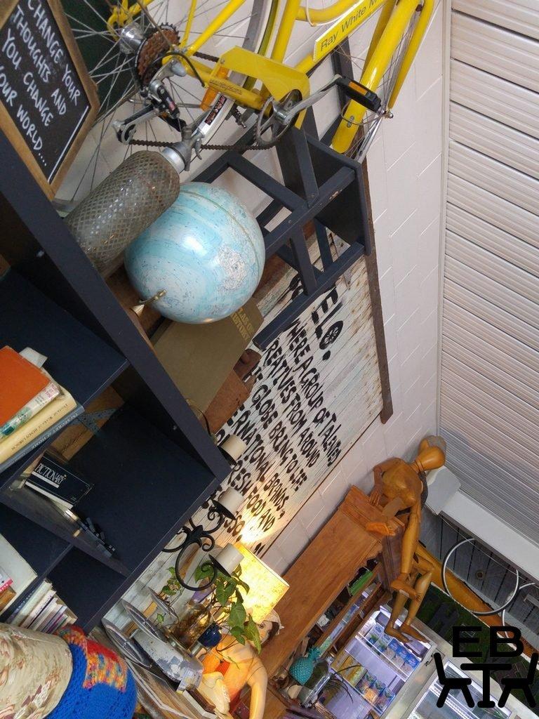 Velo project shelf
