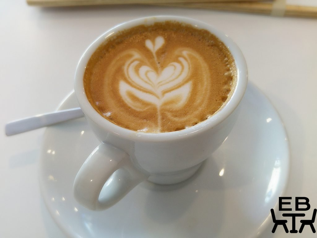 lokal and co flat white