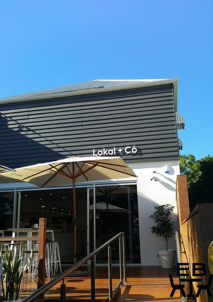 Lokal and co front