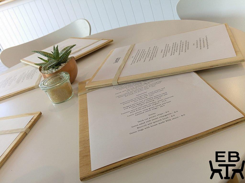 Lokal and co menu