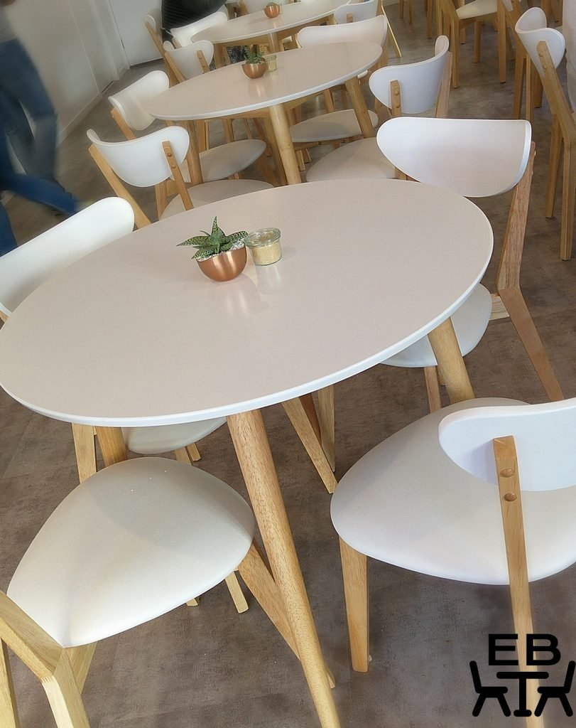 Lokal and co tables
