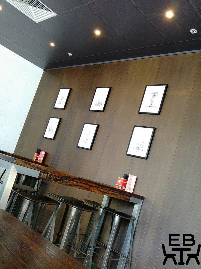 Rogue spice canteen bar seats