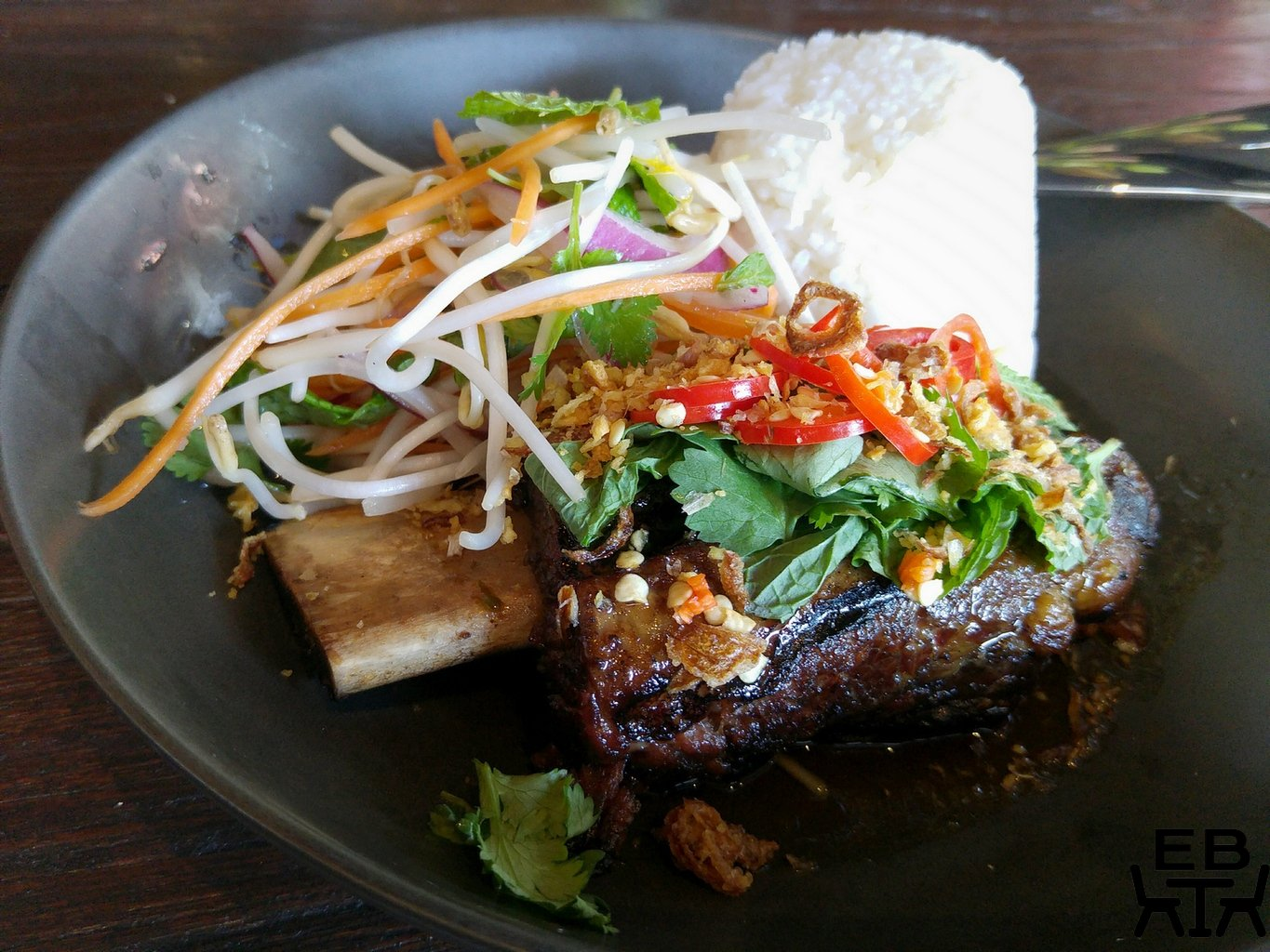 Rogue spice beef ribs
