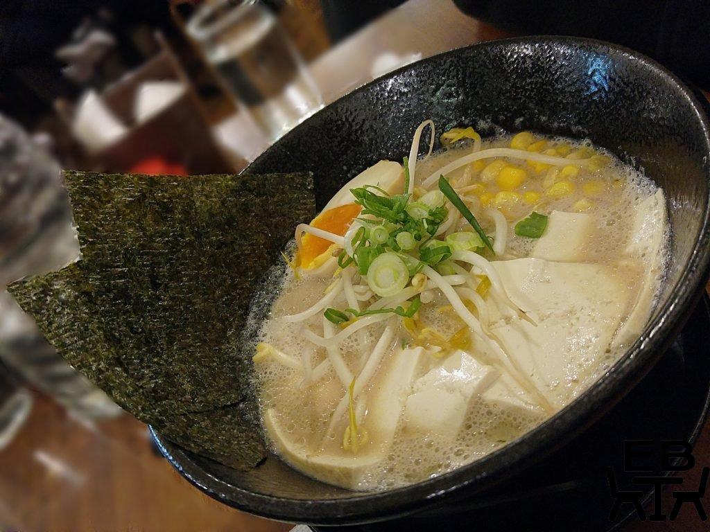 Mr ramen san tofu ramen