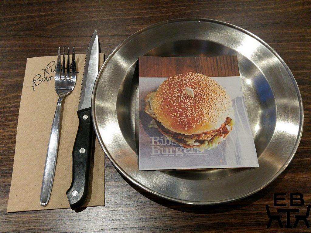 Ribs and burgers woollongabba menu