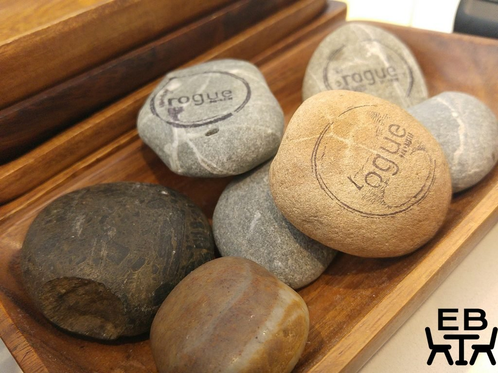 Rogue bar and bistro stones