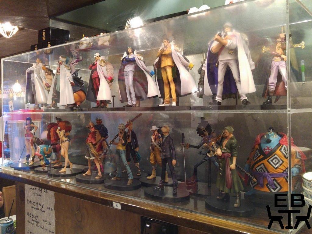 Shujinko figures
