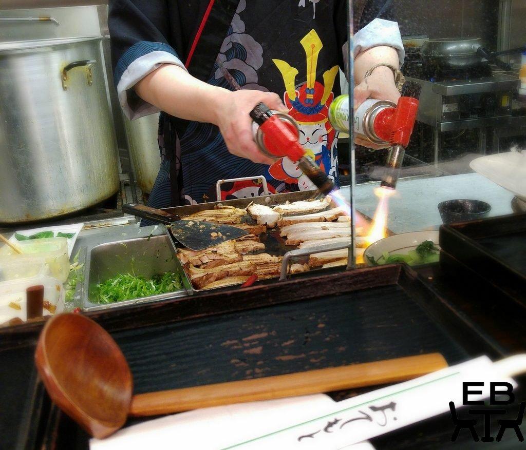 Shujinko pork
