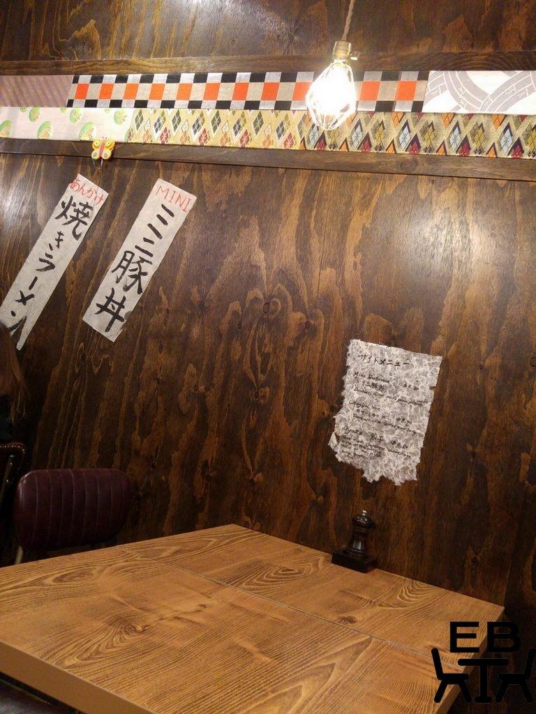 Shujinko wall