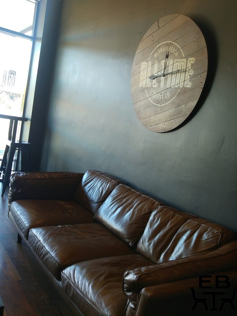 All time coffee couch
