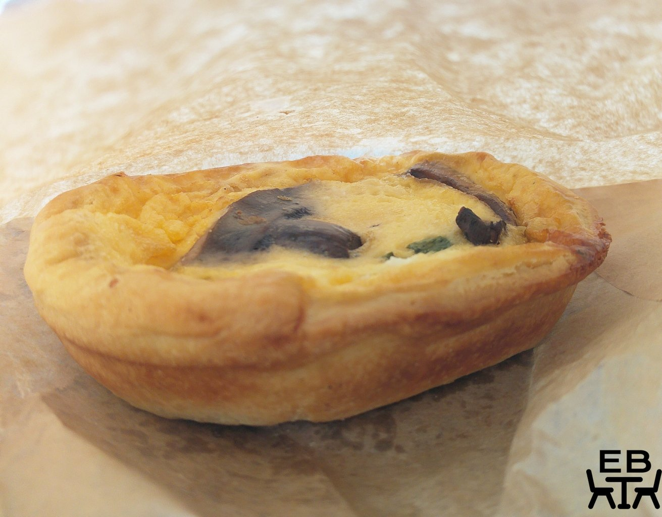 Brewbakers quiche