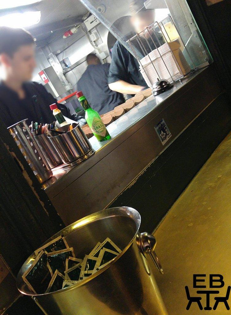 Burgermeister counter