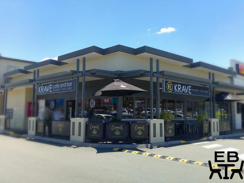 Kafe Krave outside