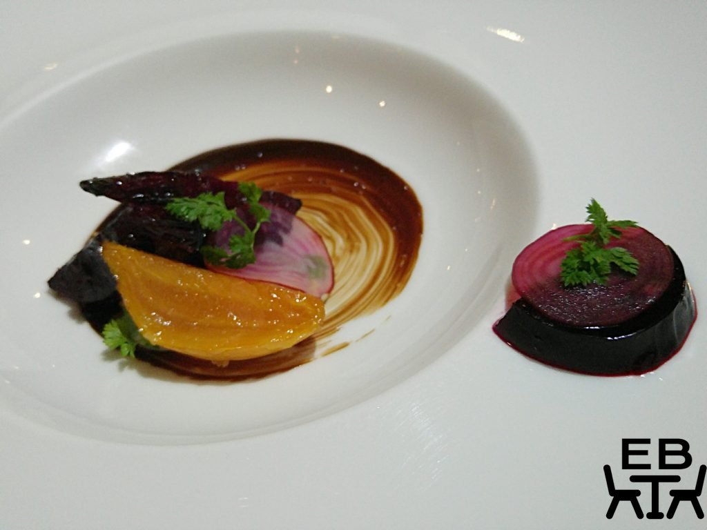 Restaurant two beetroot