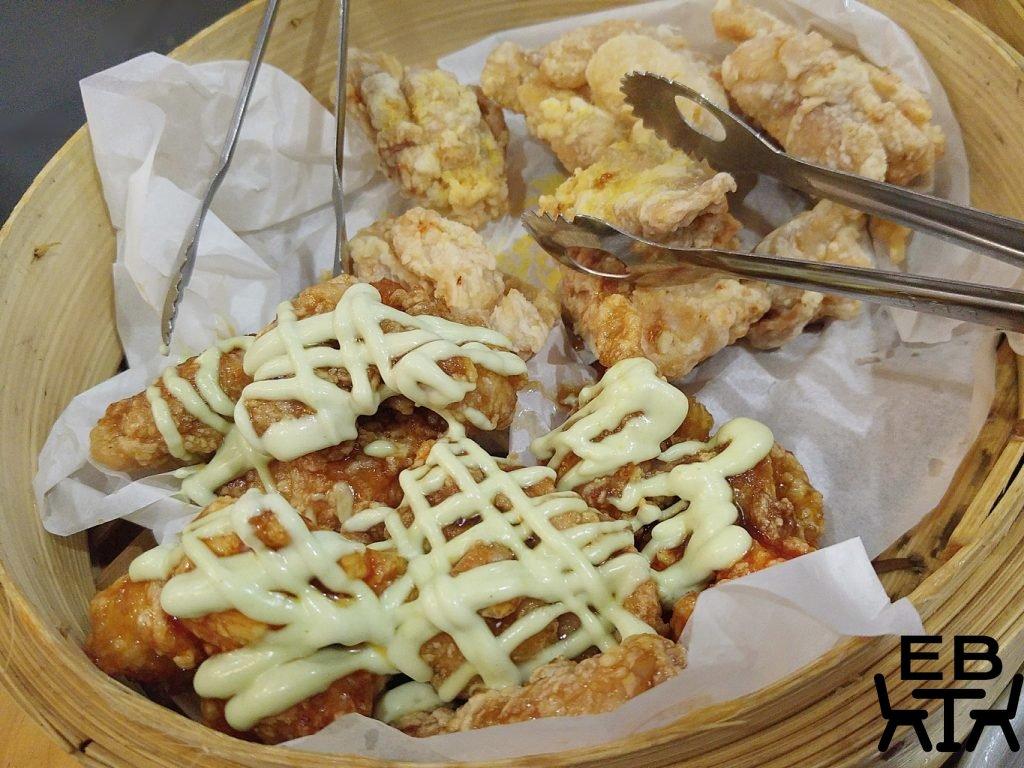 Seoul bistro honey wasabi chicken