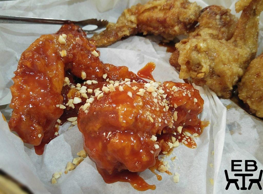 Seoul bistro yang nyum chicken