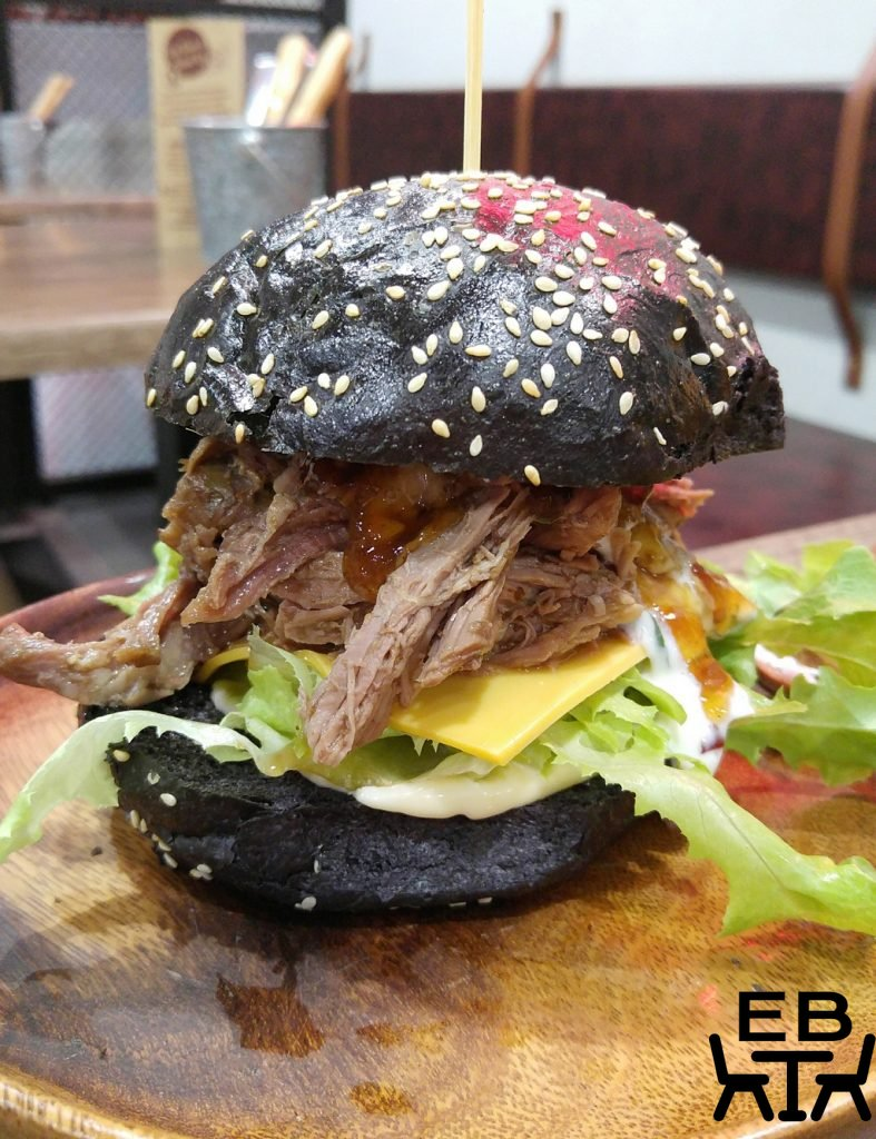 2Forks lamb burger