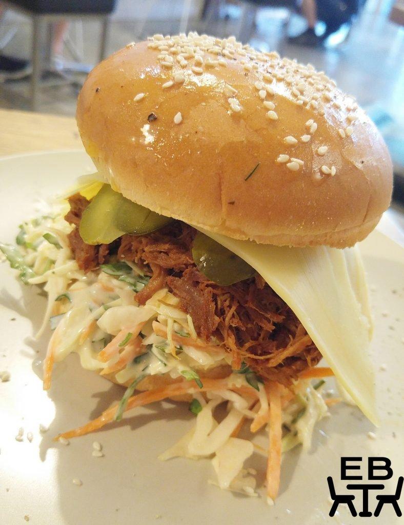 Hemingway cafe burger
