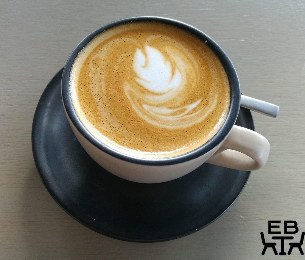 Same same but different flat white
