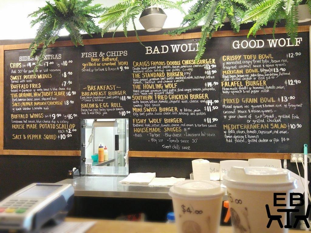 good wolf menu
